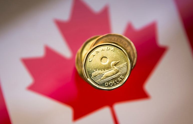 Canadian dollar stalls after Monday's big advance